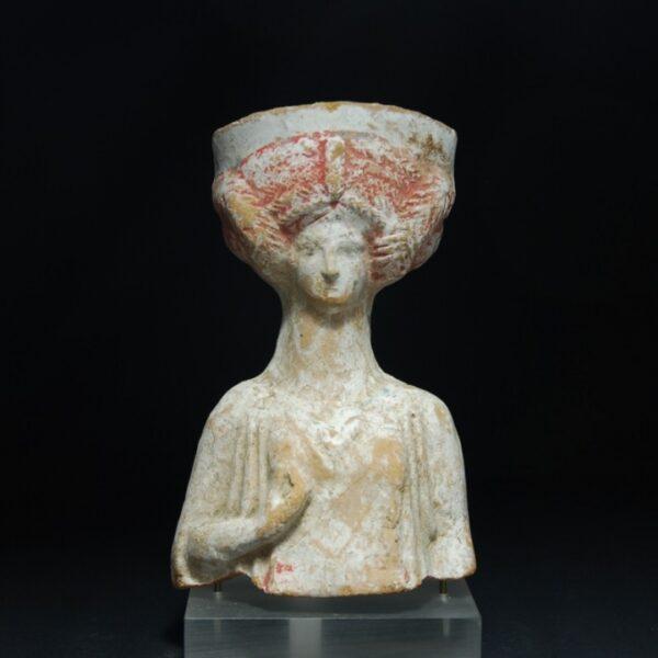 Boeotian Bust
