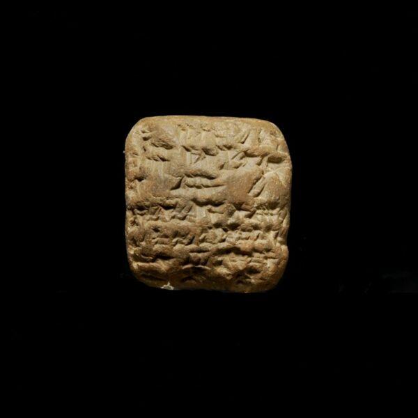Cuneiform Šamšu-ditana