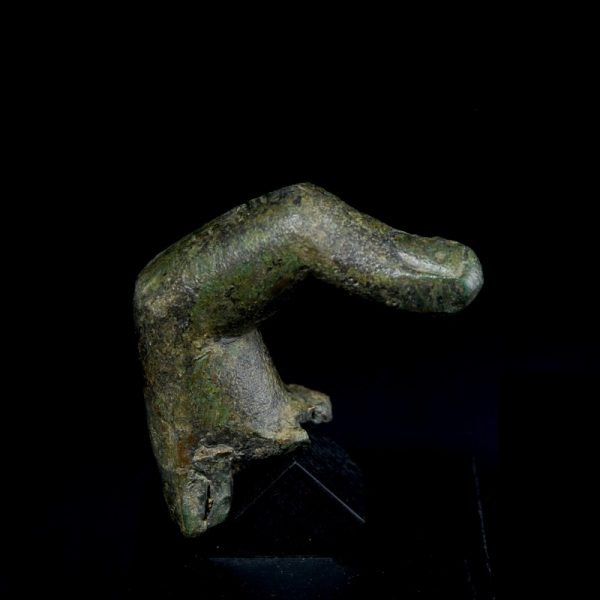 Bronze Finger Detail