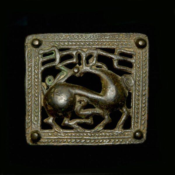 Scythian Belt Buckle