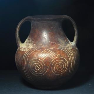 Etruskische Amphora