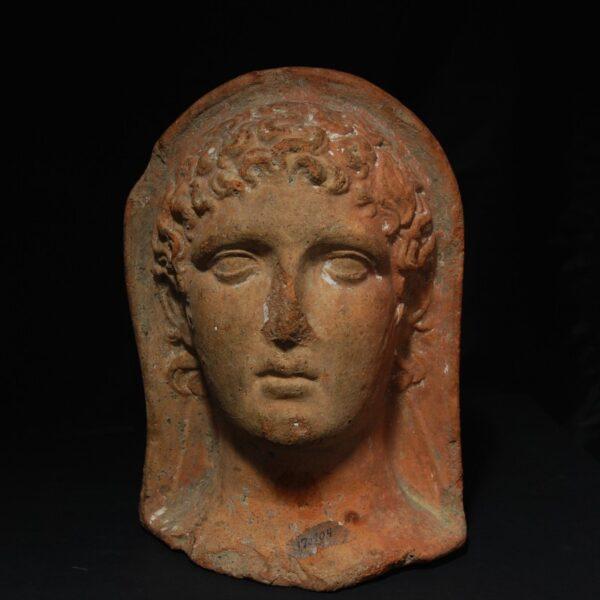 Etruscan Votive Head