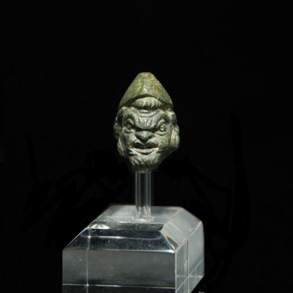 Bronze Head Actor