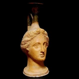 Apulische Figuren Lekythos