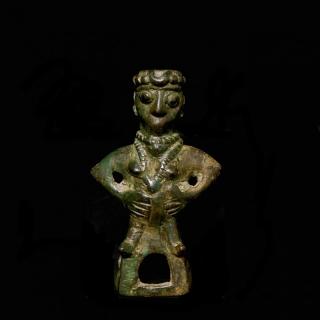bronze-iran-frau