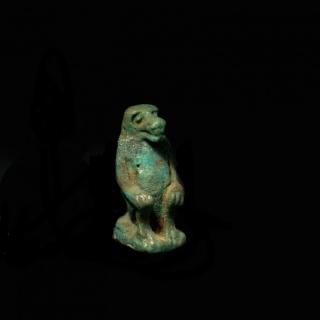 Amulett Baboon