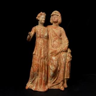 Dionysus and Maenad