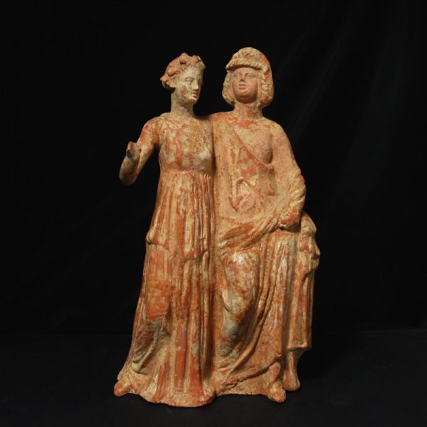 Dionysus and Maenad