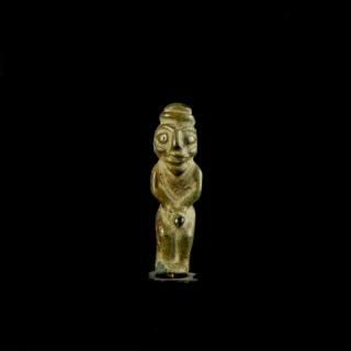 Iberisches Amulett vorne