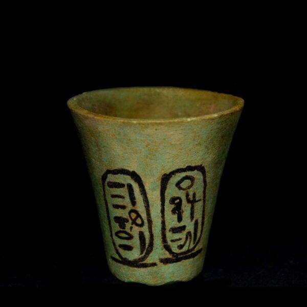 Cup of Osorkon II.
