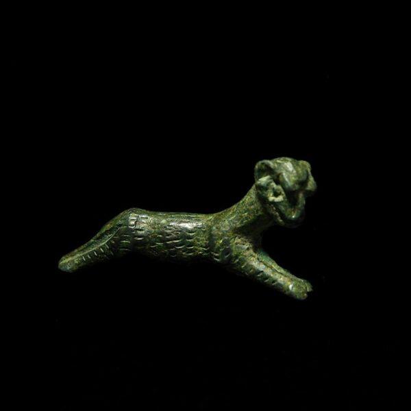 Bronze Panther