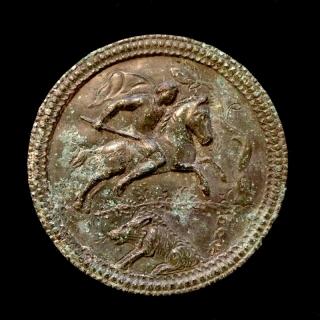 Roman Medaillon