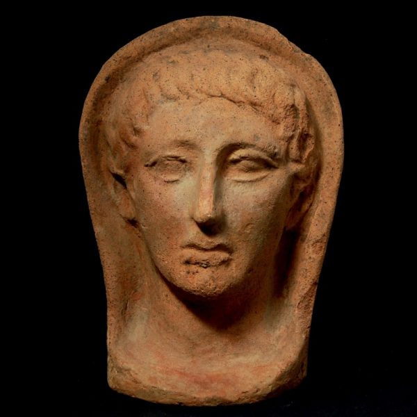 Votive Head of a Youth