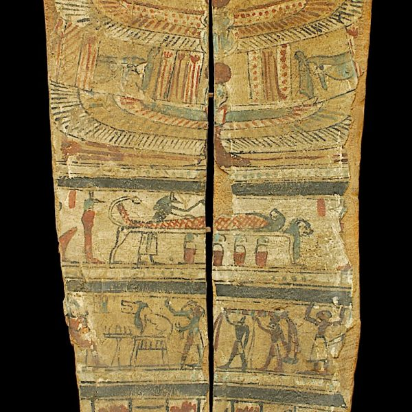 Sarcophagus Panels Close