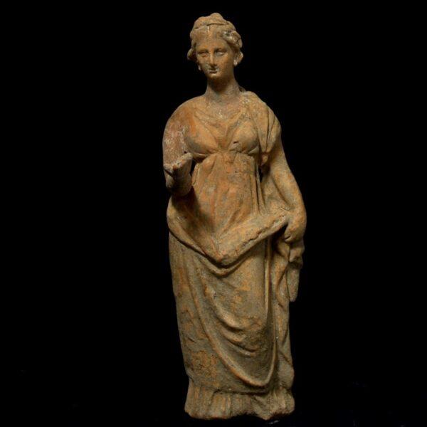 Terracotta Statue from Tarentum