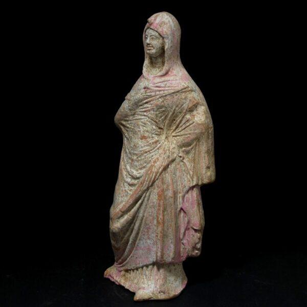 Canosa statuette