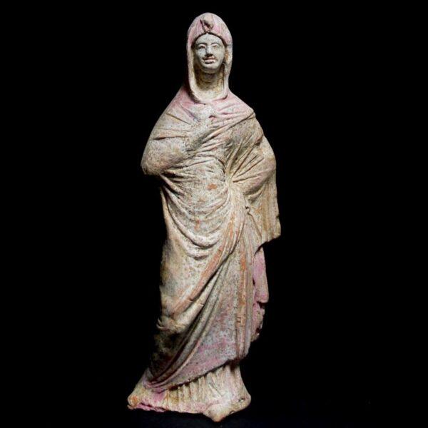 Canosa Statuette front