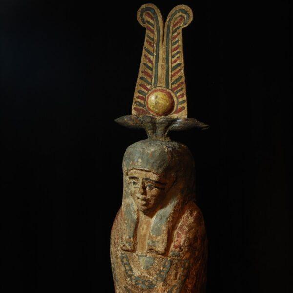 Ptah Sokar Osiris Detail
