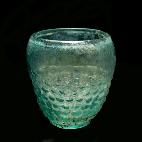 Glass Deep Bowl