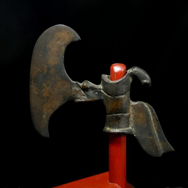 Elam Axe Head with Bird Wings