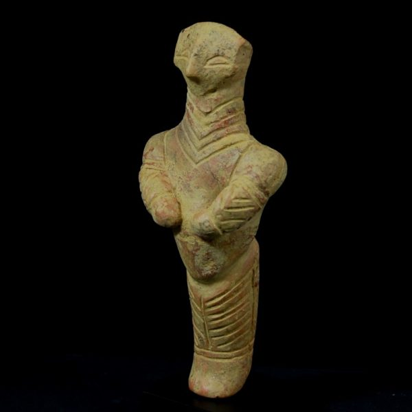 Vinca Idol of a Pregnant Woman