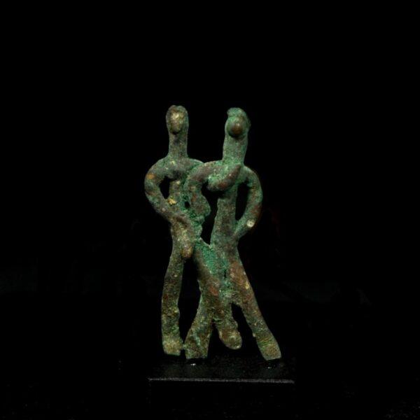 Amlash Bronze Dancers