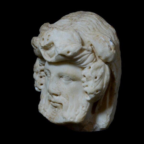 Herm of Dionysus side