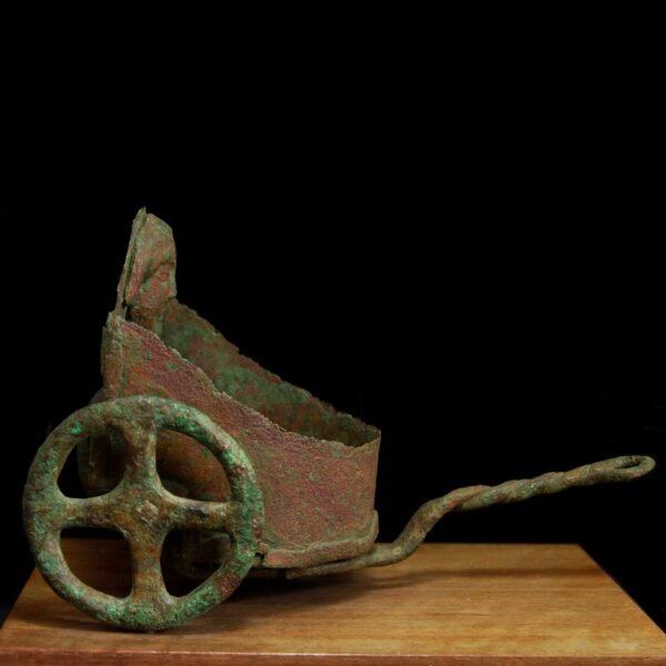 Bronze Chariot side