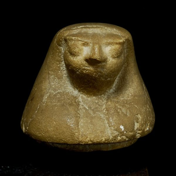 Canopic Jar Lid Front