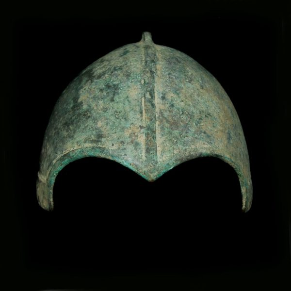 Scythian Bronze Helmet