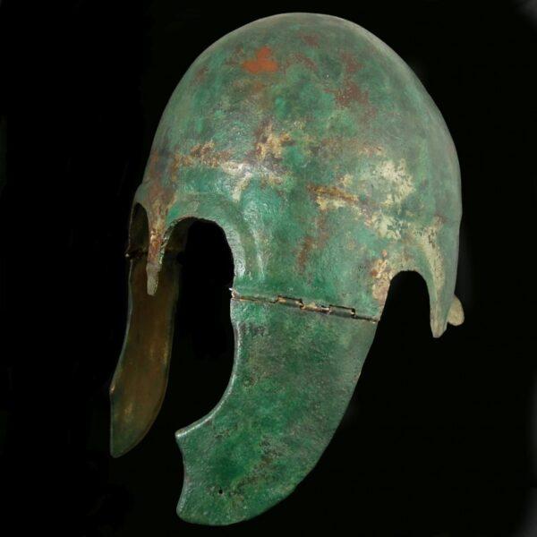 Chalcidian Bronze Helmet