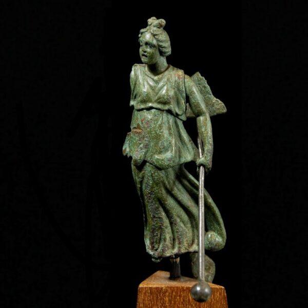 Bronze Statue of Nike