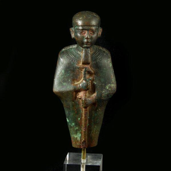 Bronze Statuette of Ptah