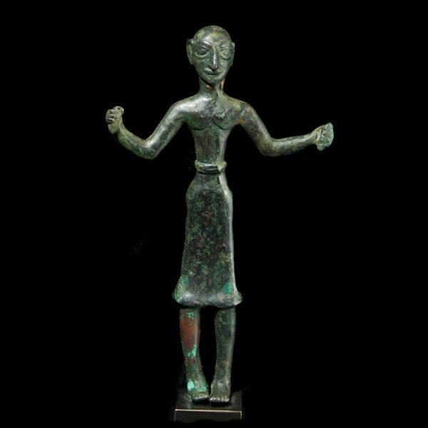 Elamite Statuette of a Worshipper