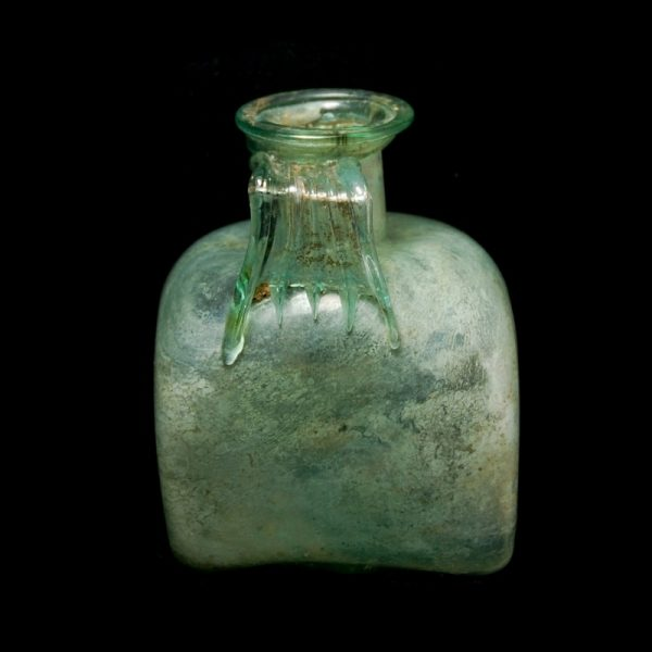 Roman Square Glass Bottle Handle