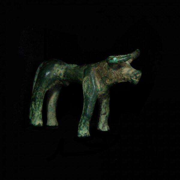 Nuragic Bronze Bull