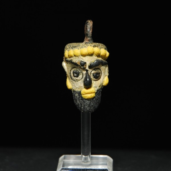 Phoenician Head