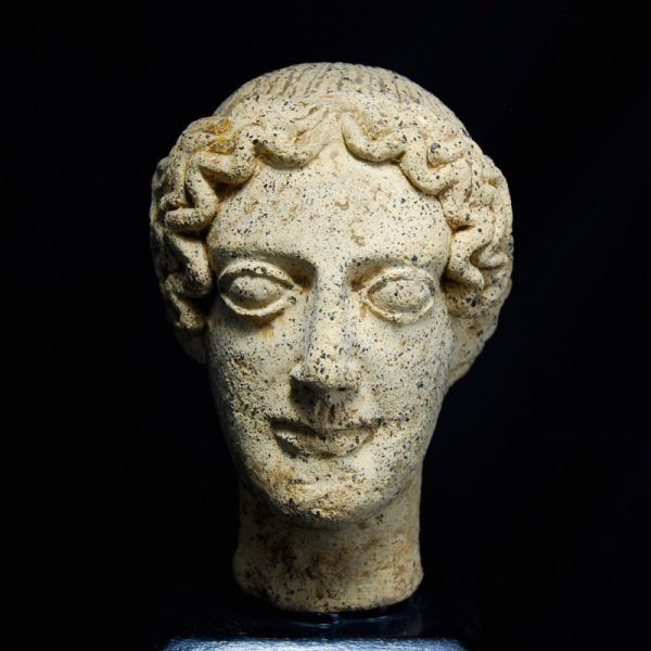 Etruscan Head of a Youth