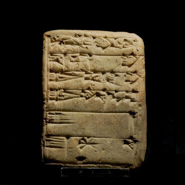 Cuneiform A