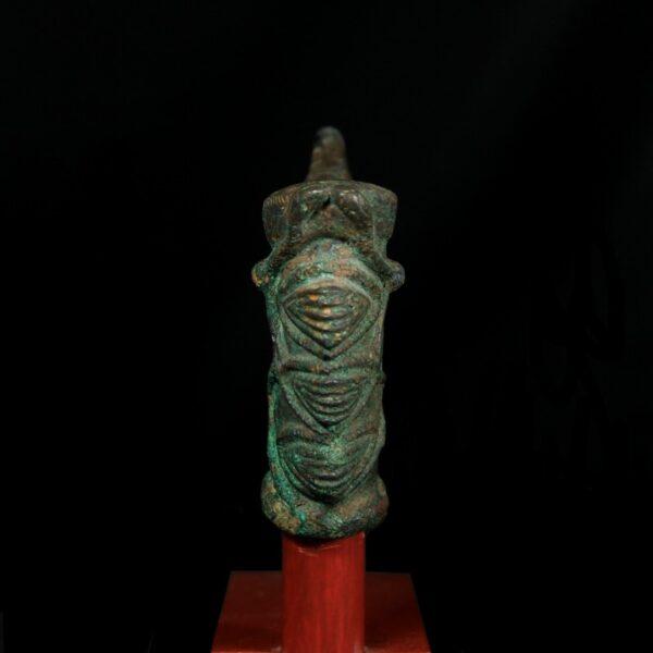 Elamite Axe Head Serpent