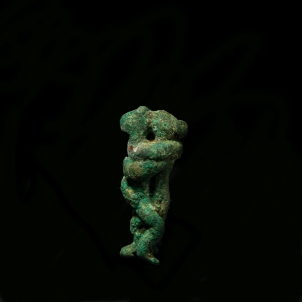 Amlash Bronze Couple
