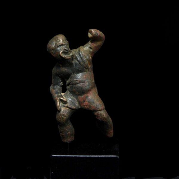 Bronze Dancing Actor