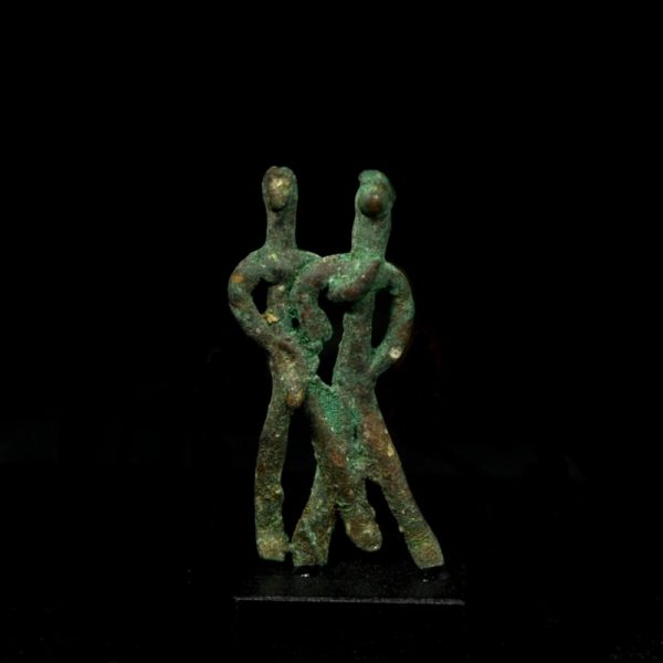 Amlash Bronze Dancers