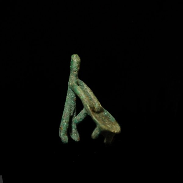 Amlash Bronze Offering Bearer