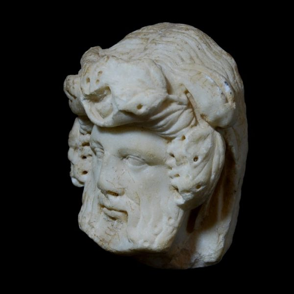 Herm of Dionysus side