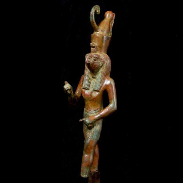 Bronze Statuette of Horus