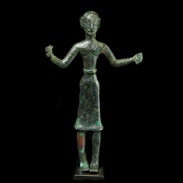 Elamite Statuette of a Worshipper