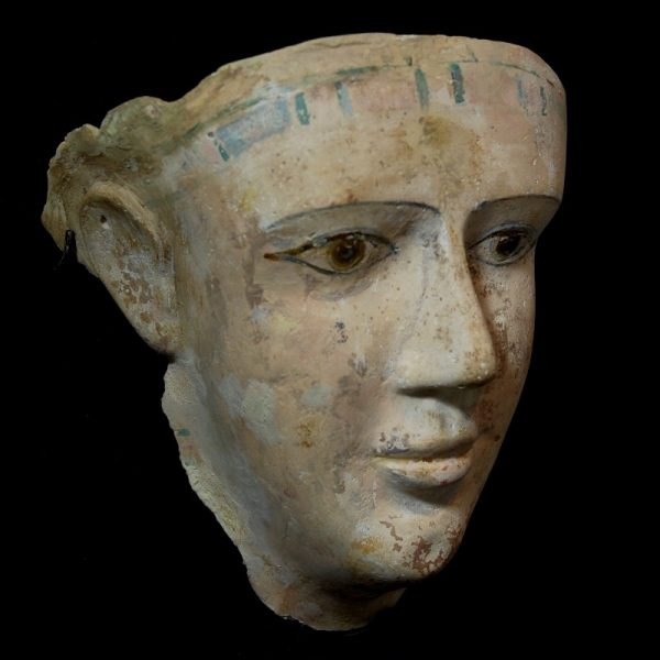 Mummy Mask of a Young Man