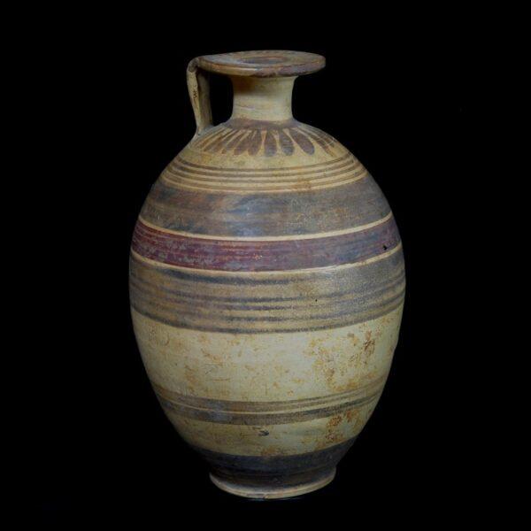 Etrusco-corinthian Aryballos