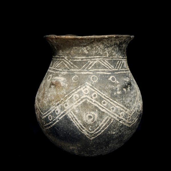 Vase of the Yortan Culture